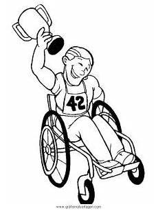 behinderte menschen 10 gratis malvorlage in behinderte