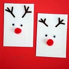 weihnachtskarten mit kindern basteln hier sind meine top