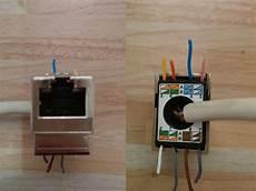 Cablage Prise Rj45 Avec Cable Ft