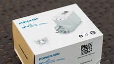 der spezielle reisebegleiter poweradd wifi reise router