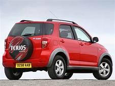 Car Design New Terios Daihatsu