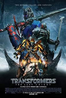 transformer the last transformers the last 2017 poster 1 trailer
