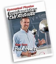 conceptual physics lab resource center