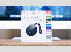 google chrome cast to tv