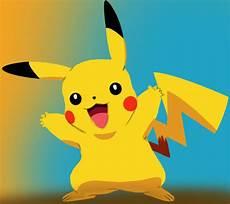 Simpel Menggambar Pikachu Dari Belajar