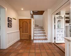 Landhausstil Flur Design Ideen Bilder Beispiele