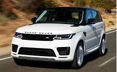 range rover sport preis 2019 range rover sport range unveiled in india prices