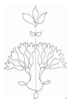 Malvorlagen Blumen Einfach Muster Pflanzen Einfach Ausmalbild Malvorlage Blumen