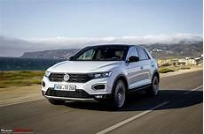 team bhp rumour vw to import t roc touareg tiguan