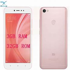 Xiaomi Redmi Note 5a Note5a 3gb Ram 32gb Rom Cellphone