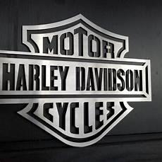 harley davidson sign steel work southern
