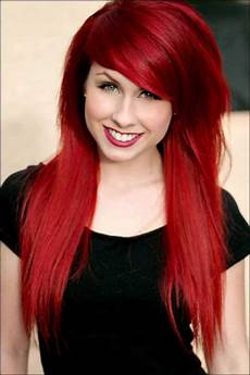 Rote Haare Frisuren - 20 hairstyles hairstyles haircuts 2016 2017