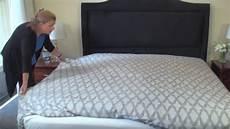 fare l sul letto ecco come rifare il letto con pochi e semplice gesti