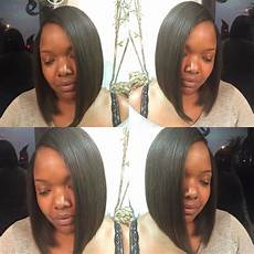 full weave bob with side part classy hairstyles hair