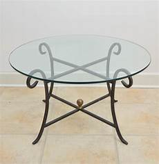 wrought iron coffee tables with glass top wrought iron coffee table with glass ebth
