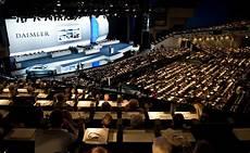 Daimler Hauptversammlung Wirtschaft