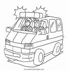 Malvorlagen Polizeiauto Polizeiauto 1 Gratis Malvorlage In Autos Transportmittel