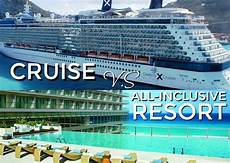 cruise all inclusive resort which has the best value