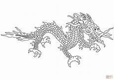 Ausmalbilder Chinesische Drachen Coloring Page Free Printable Coloring Pages