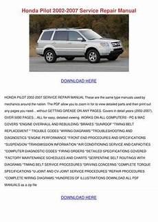 motor auto repair manual 2002 honda pilot instrument cluster honda pilot 2002 2007 service repair manual by celinda fitten issuu