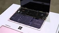 microsoft s repairable surface laptop 3 still to repair