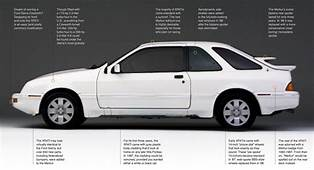 Remember The 1985 1989 Merkur XR4Ti Learn All About