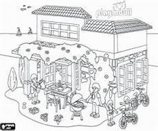 Playmobil City Ausmalbilder Playmobil Cing Pirate Coloring Pages Cing