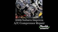auto air conditioning service 2009 subaru impreza windshield wipe control car repair video podcasts 2018 pawlik automotive repair vancouver bc