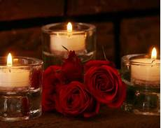 candele rosa roses and candles 021 2560x1600 hd wallpaper
