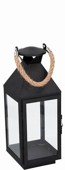 lanterne pour terrasse laterne metall 1 windlicht dekoration kerze f 252 r garten
