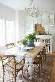 30 modern dining 30 beautiful modern farmhouse dining room decor ideas