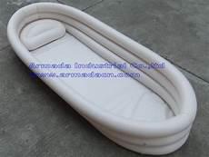 vasca da bagno gonfiabile cina vasca da bagno gonfiabile pvc per il paziente ai