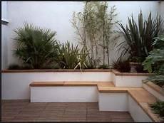Rendered White Garden Wall Ideas How Pistonheads Zen