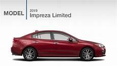 2019 Subaru Impreza 2019 subaru impreza limited model review