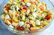 schnelle einfache rezepte and easy pasta salad recipe