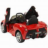 Best Choice Products 12V Electric Kids Ride On LaFerrari