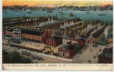 american heritage hamburg postcard from ca 1901 1907 shows hamburg american line