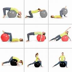 Exercices Avec Ballon Pilates