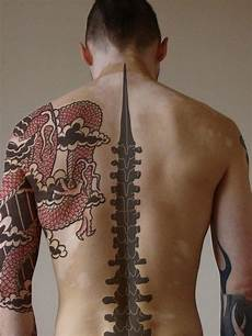 145 spine tattoo designs that fit anyone s lifestyle