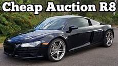 here s how much my salvage audi r8 cost how much i will