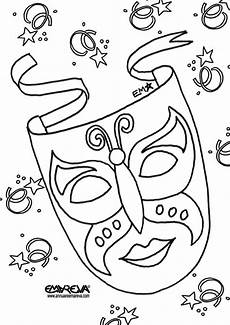 Malvorlagen Karneval Carnival Coloring Pages To And Print For Free