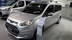 2017 ford grand tourneo connect titanium exterior and