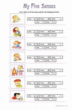 free printable worksheets about the five senses 12629 my five senses worksheet free esl printable worksheets made by teachers