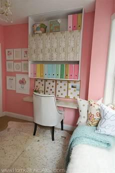 pink craft room craft room reveal sherwin williams hopeful pink