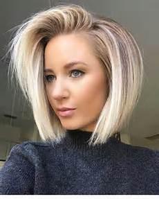 best short fine hairstyles 2019