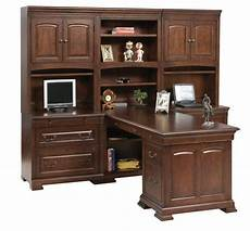 home office furniture cleveland ohio classic cherry home office peninsula desk in 2019