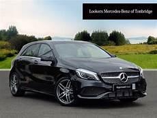 Mercedes A Class A 180 D Amg Line Premium Plus Black