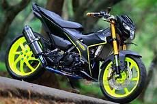Modifikasi Fu 2018 by Fantastis Modif Satria F150 Fi Habis Rp 130 Juta Tebak