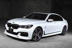 3D Design BMW 7er G11 / G12 Mit Aero Tuning Aus Japan