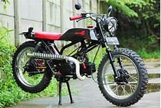 Tiger Modif Trail by Modifikasi Honda Tiger Jadi Trail Thecitycyclist